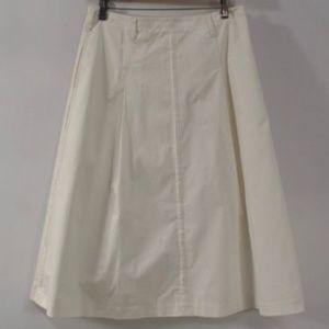 72dec593d3 3.1 Phillip Lim Skirts - 3.1 Phillip Lim Umbrella Box Pleat Skirt ANT-White
